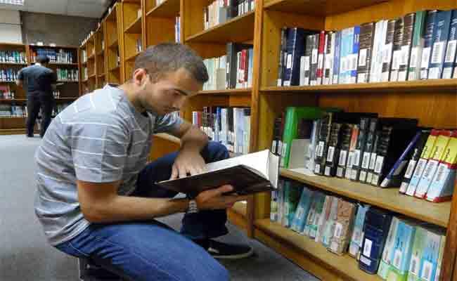 عز الدين ميهوبي يطلق اشارة بدء عملية توزيع الكتب على المكتبات من الجزائر العاصمة