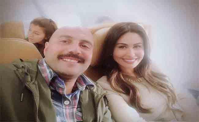مي سليم تقيم حفل زفافها بعد شهر العسل