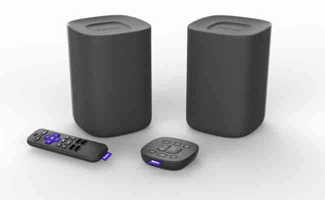 مكبرات صوت خاصة بأجهزة التلفاز من Roku