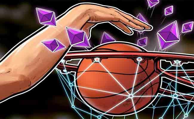 فريق لكرة السلة سيقوم بتعدين العملات الافتراضية
