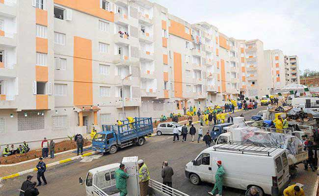 العملية الـ24 لإعادة الإسكان بولاية الجزائر : ترحيل 492 عائلة