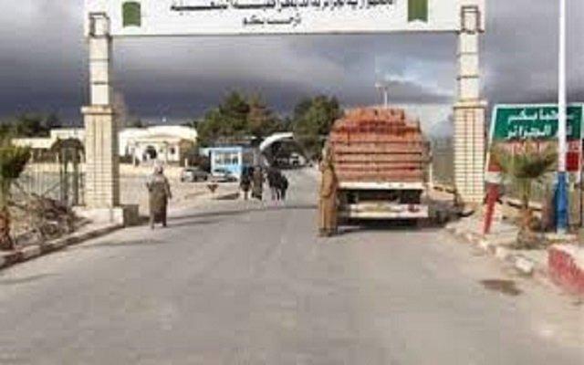 تدشين معبر حدودي بري بين الجزائر وموريتانيا