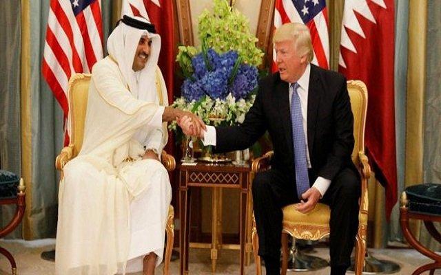 من أجل التحديات القادمة قطر ستوسع قاعدة أمريكية