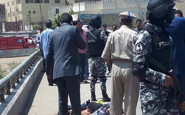 إحباط محاولة انتحاري استهداف كنيسة بمصر