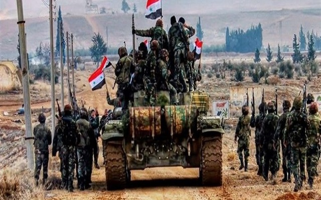 وزير الدفاع الإيراني في سوريا لتحضير لمعركة إدلب الكبرى