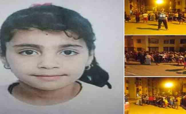 العثور على جثة الطفلة سلسبيل بعد يوم من اختفائها بوهران و التحقيقات جارية