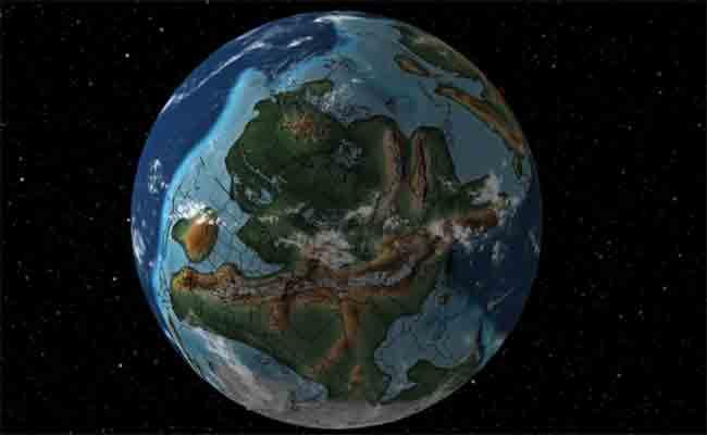 هكذا كانت تبدو الأرض في زمن الديناصورات