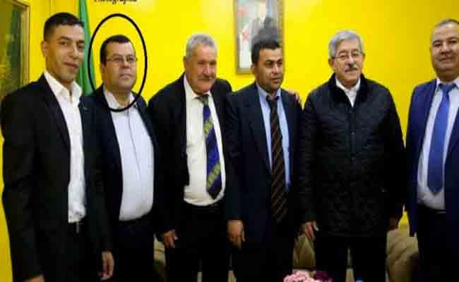 الأرندي يطرد عضو مجلس الأمة بوجوهر نهائيا من الحزب بسبب
