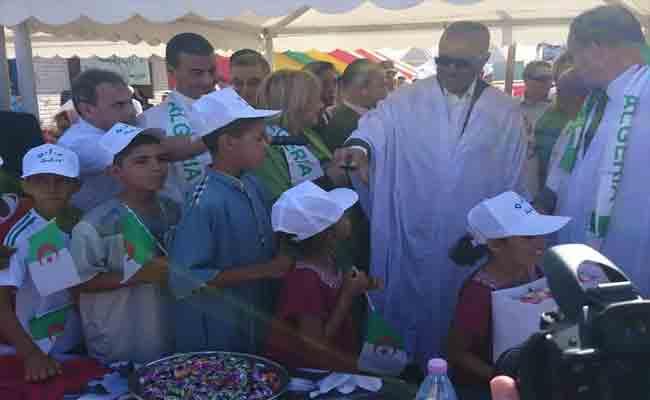 بدوي يؤكد أن أزيد من 60 ألف طفل من الجنوب خيموا بشمال الوطن هذا الصيف