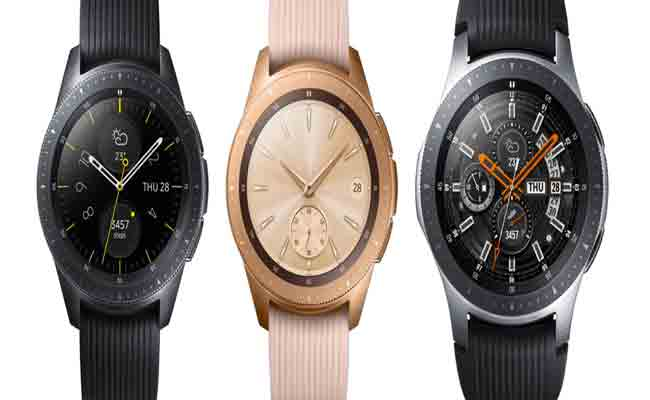 سامسونج تكشف رسميا عن ساعتها الذكية الجديدة جلاكسي