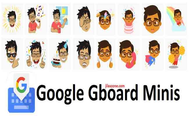 GBoard: جوجل تسمح لك من إنشاء رموزك التعبيرية الخاصة