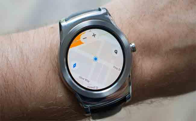 جوجل تعمل على ساعتها الذكية الخاصة