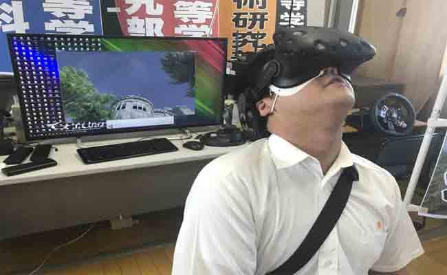 قاموا بإعادة خلق أحداث هيروشي بتقنية بالواقع الإفتراضي