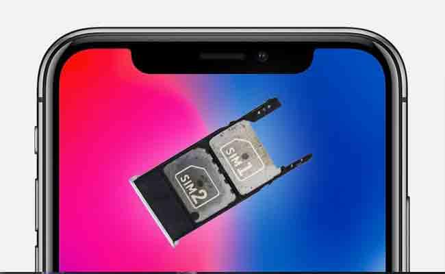 أدلة في كود نظام iOS تشير على أن هاتف اي فون القادم سيدعم بطاقتين سيم