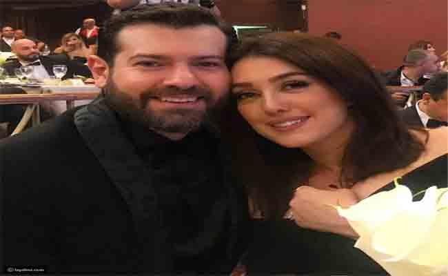 كندة علوش حامل بطفلها الأول من عمرو يوسف بعد 20 شهرا على زواجهما