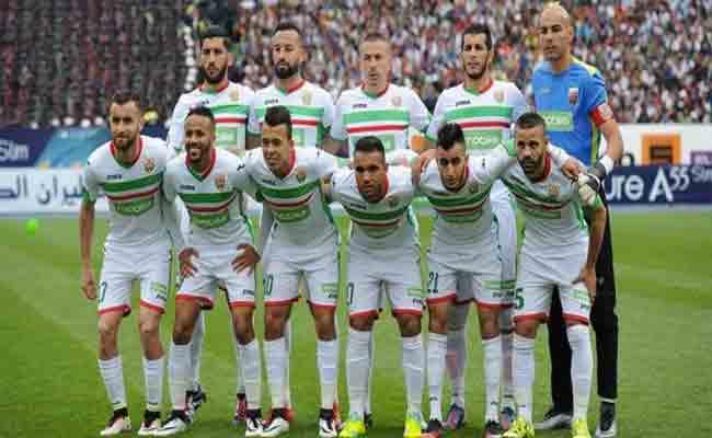 مولودية الجزائري يتعثر امام الدفاع الجديدي