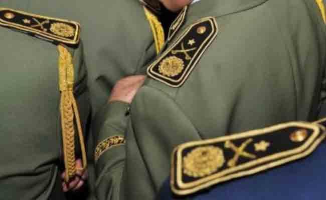 تعيين اللواء بن ميلود عثمان مديرا جديدا لأمن الجيش خلفا للّواء محمد تيرش