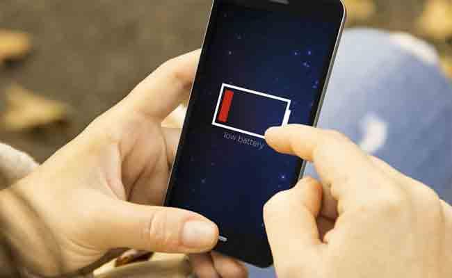 باحثون من جامعة واترلو طوروا تطبيق يرفع من مستوى استقلالية بطارية الهواتف الذكية