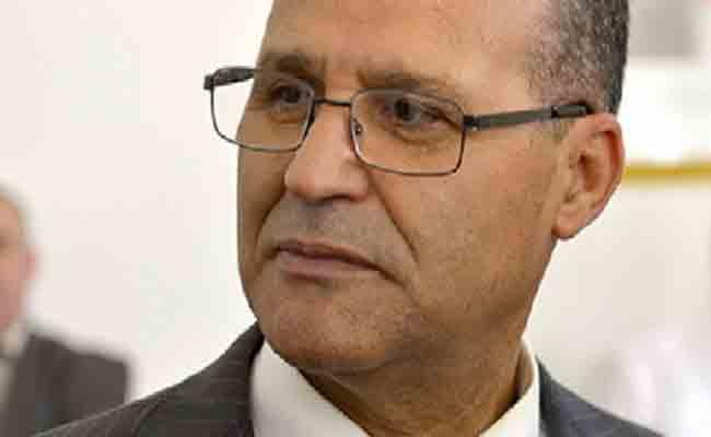 زعلان يستقبل سفير مملكة النرويج بالجزائر