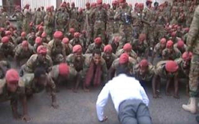 كيف أنقذت تمارين الضغط رئيس إثيوبيا من القتل وانقلاب محتوم