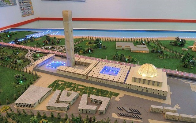هل يمكن اعتبار مشروع جامع الجزائر تبذيرا للمال العام
