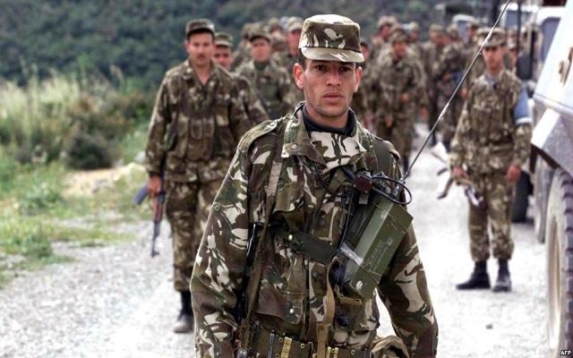 الجيش يدمر ورشة لصناعة المتفجرات