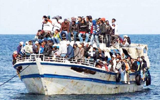 لمحاربة الهجرة الغير الشرعية الاتحاد الأوروبي يمنح تركيا 6 مليارات يورو  والمغرب 50 مليون !!!