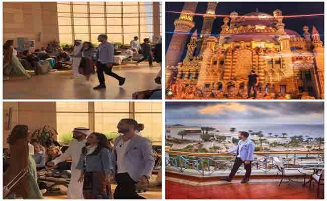 أمينوكس يمثل المغرب في منتدى شباب العالم بمصر