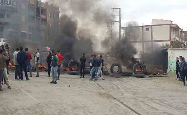 شلل عام في بلدية بوعنداس بسطيف احتجاجا على الأوضاع المزرية
