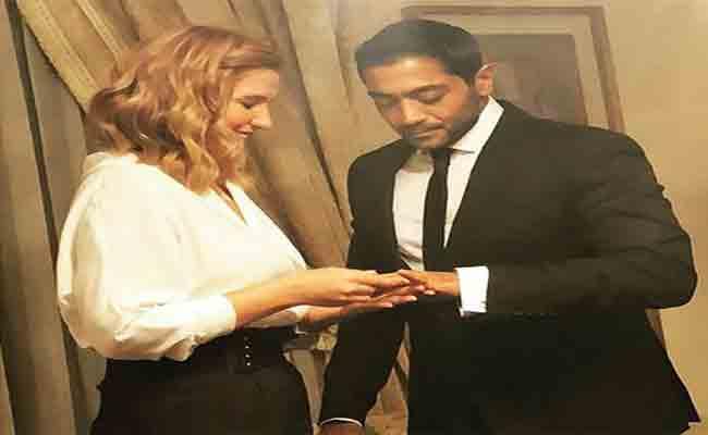 أحمد فلوكس وهنا شيحة.. قصة حب حديثة في الوسط الفني تتوج بالزواج
