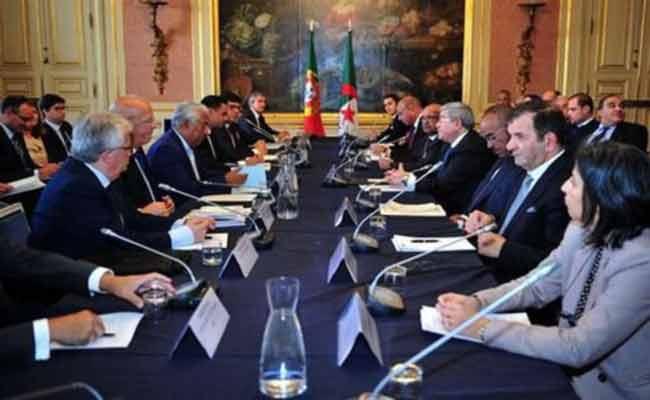 الاجتماع الـ5 الرفيع المستوى الجزائري-البرتغالي تنطلق أشغاله بلشبونة
