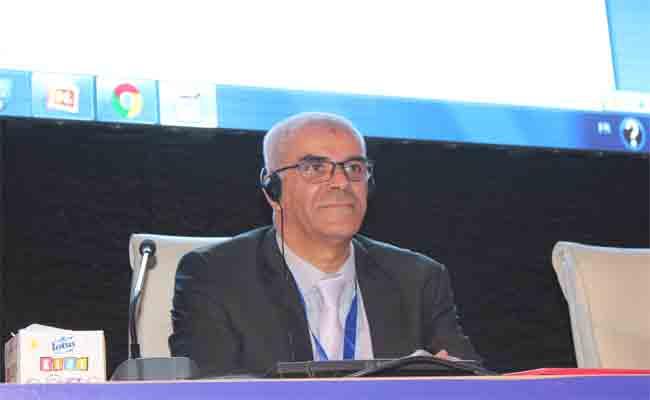 انتخاب الجزائري جمال عيدوني نائبا لرئيس الاتحاد الدولي للقضاة