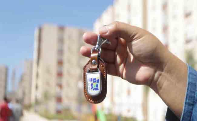 انطلاق توزيع أكثر من 85 ألف سكن ضمن  مختلف الصيغ عبر الوطن