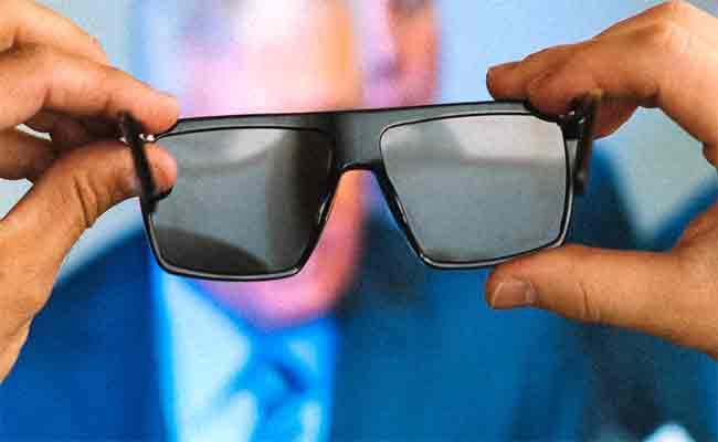 نظارات توقف الشاشات أوتوماتيكيا