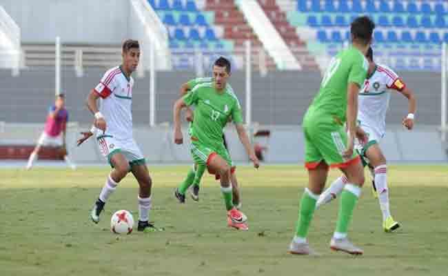 المنتخب الأولمبي يفوز على نظيره المغربي
