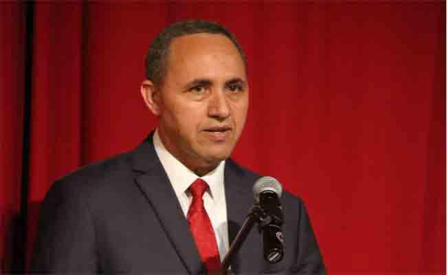 عز الدين ميهوبي يشارك في مؤتمر وزراء الثقافة العرب ال21 بالقاهرة