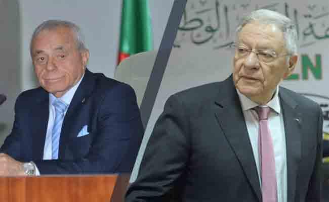 ولد عباس يشرح أزمة المجلس الشعبي الوطني و  يدعو بوحجة إلى الانسحاب