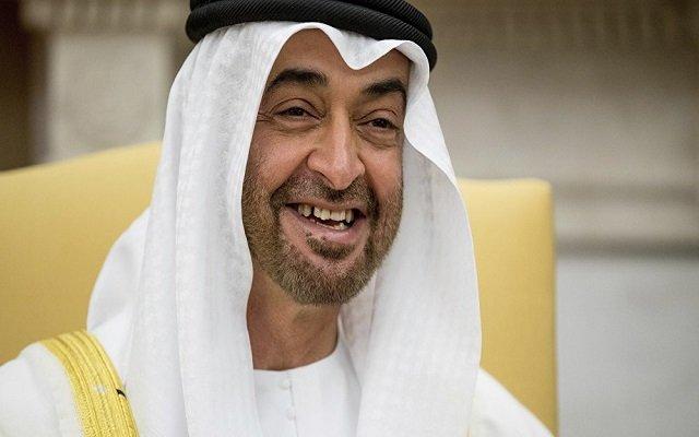 بسبب جرائم الحرب دعوة قضائية ضد ولي عهد أبوظبي