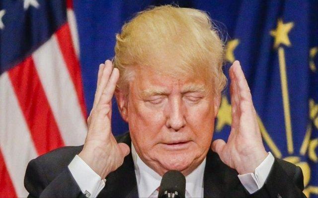 أصبح دونالد ترامب بدون أجنحة
