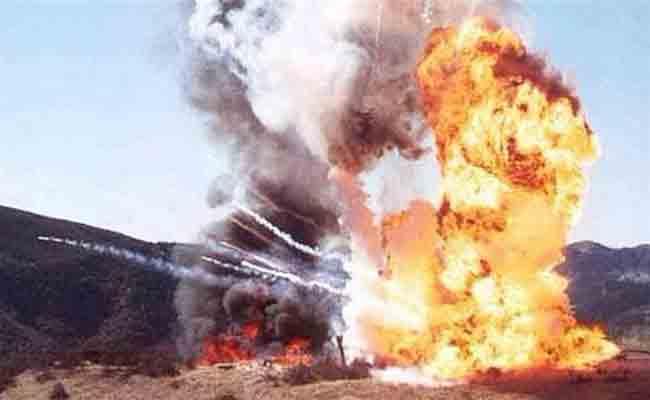 انفجار لغم تقليدي يتسبب في إصابة فلاح بجروح خطيرة بالرملية في تبسة