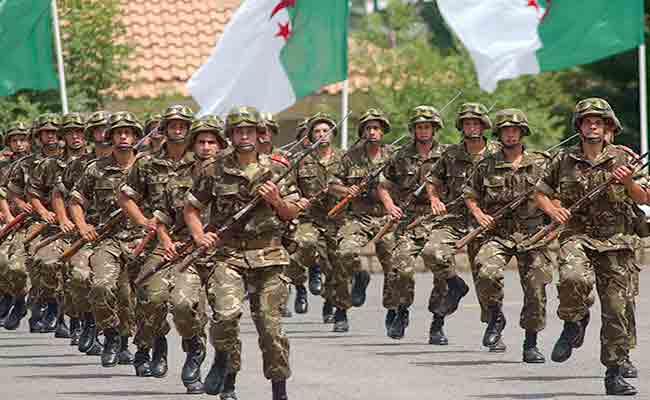 الجيش الجزائري يحتل المرتبة 23 من بين أقوى الجيوش في العالم
