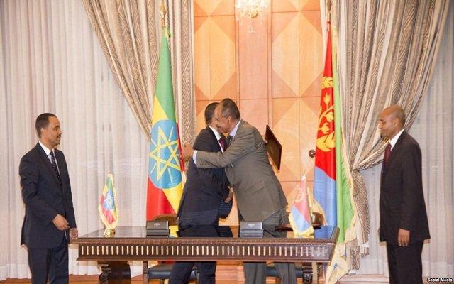 عودة التوتر بين إثيوبيا وإريتريا