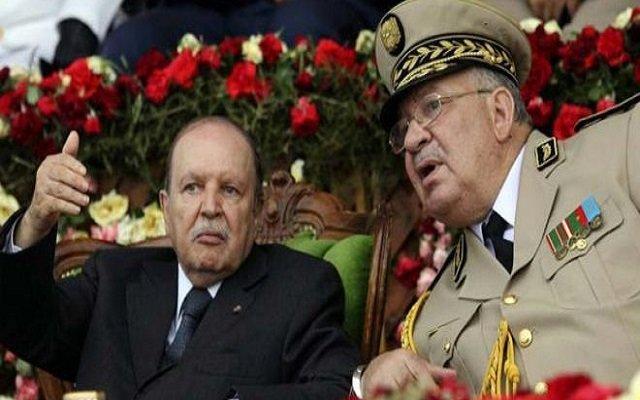 الجنرال قايد صالح يقدم فروض ولاء والطاعة ويهدد...