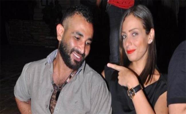 ريم البارودي تعود الى أحمد سعد بعد طلاقهما