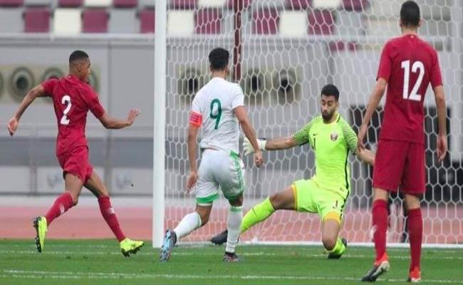 المنتخب المحلي يفوز على قطر وديا