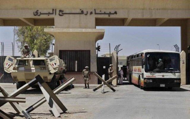 مصر تخنق سكان غزة مرة اخرى