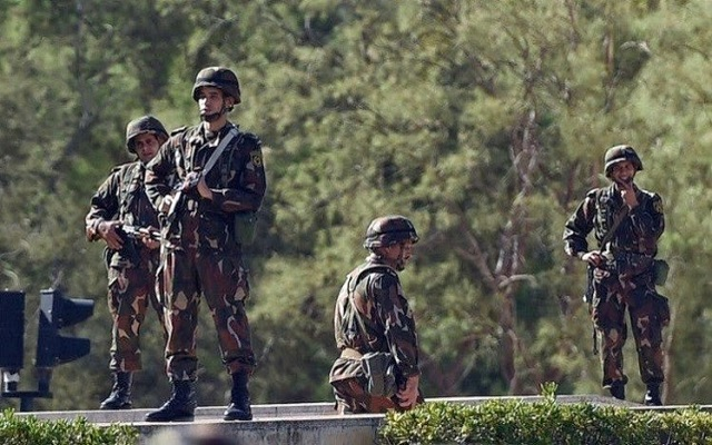 أنشطة الجيش الوطني الشعبي بنهاية الأسبوع