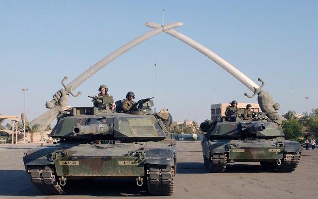 قبيل الغزو الأمريكي حاكم دبي عرض على صدام حسين التنحي عن الحكم والانتقال إلى دبي