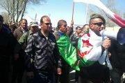 """منظمة """"هيومن رايتس ووتش"""" الوضعية الحقوقية بالجزائر وضعية قاتمة وخطيرة"""