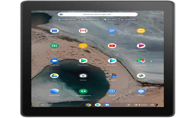 أسوس سوف تقدم قريبا أول لوحة الكترونية لها تعمل تحت نظام ChromOS